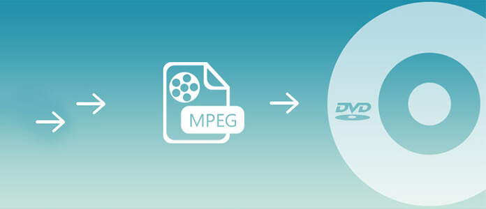 Converti MPEG in DVD