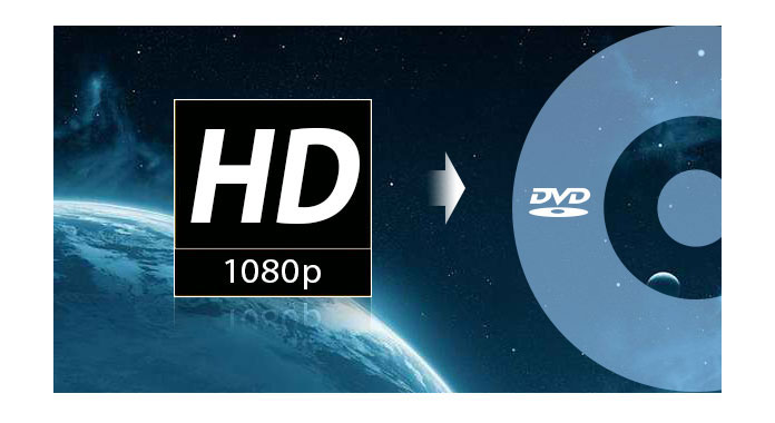 Create DVD with HD