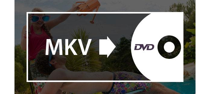 Nagraj MKV na DVD