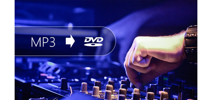 How to Convert MP3 to DVD