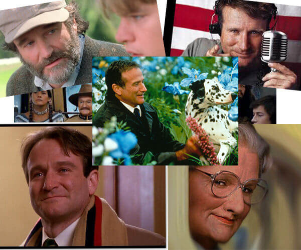 I film di Robin Williams