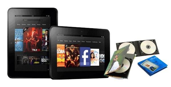 DVD su Kindle Fire