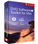 DVD Software Toolkit per Mac