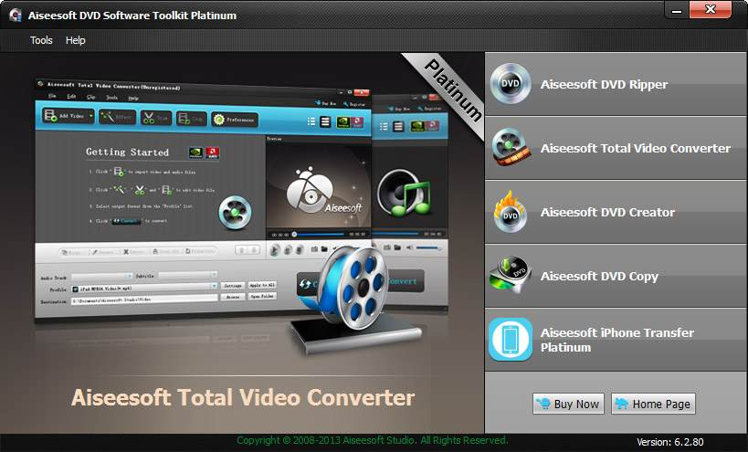 Download DVD Software Toolkit 7.2.5.0 Windows