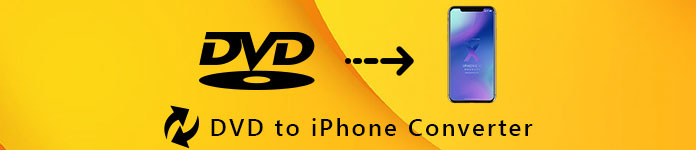 Convertitore DVD a iPhone