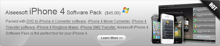 iPhone 4 Software Pack