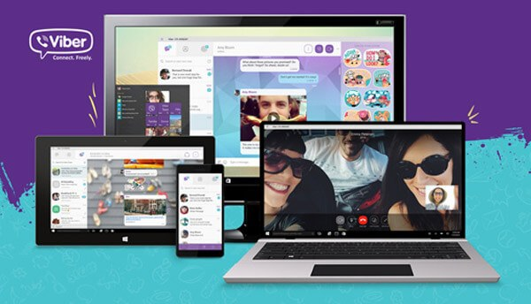 FaceTime voor pc - Viber
