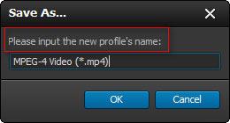 Inserisci un nuovo nome