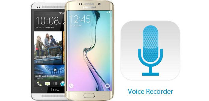 Miglior registratore vocale Android