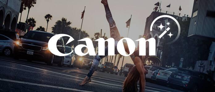 Software di editing video Canon