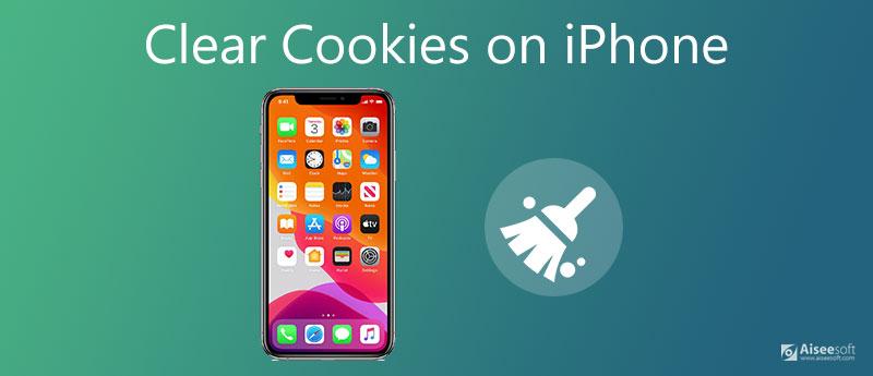 在iPhone上清除Cookie