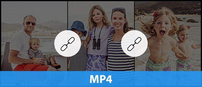 Łącz pliki MP4