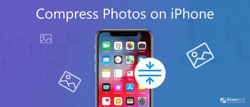 Συμπίεση φωτογραφιών στο iPhone