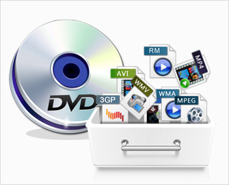 Convert home DVD to Video/Audio Files