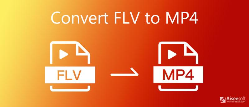 Converti FLV in MP4