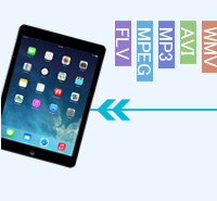 convert video to iPad 2