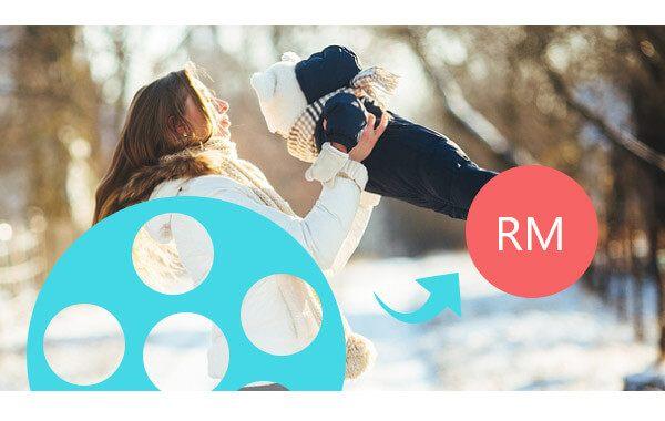 Μετατροπή βίντεο σε RM / RMVB