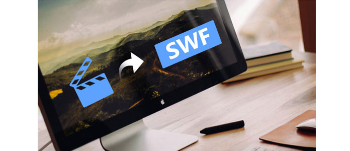 Konwertuj wideo na SWF
