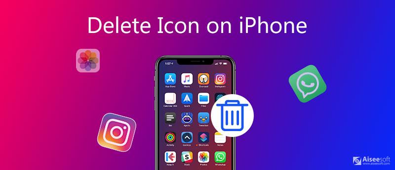 Elimina icona su iPhone