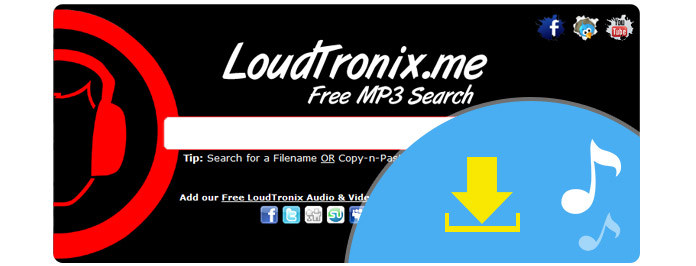 How to Download Free Music from LoudTronix