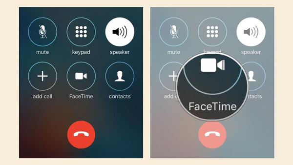 Controlla FaceTime Audio