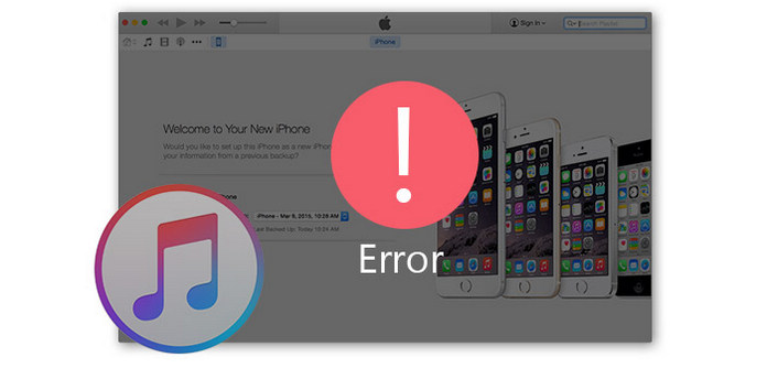 How to Fix iTunes Error 7/3194/17/9
