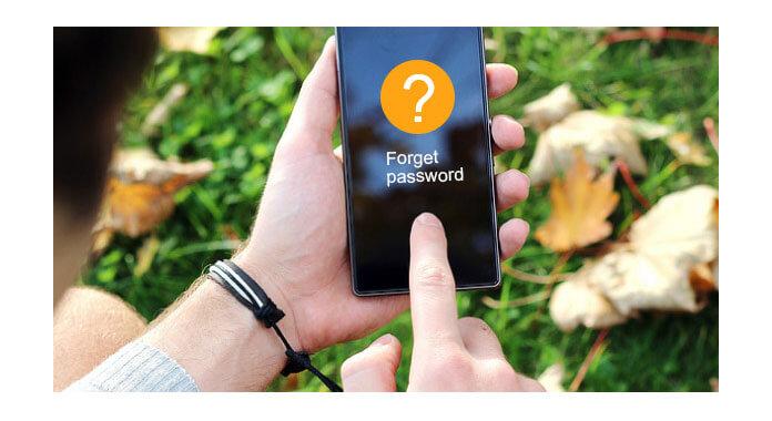 Ξεχάστε τον κωδικό πρόσβασης Android