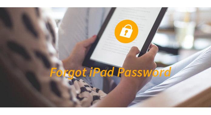 Забыли пароль для iPad