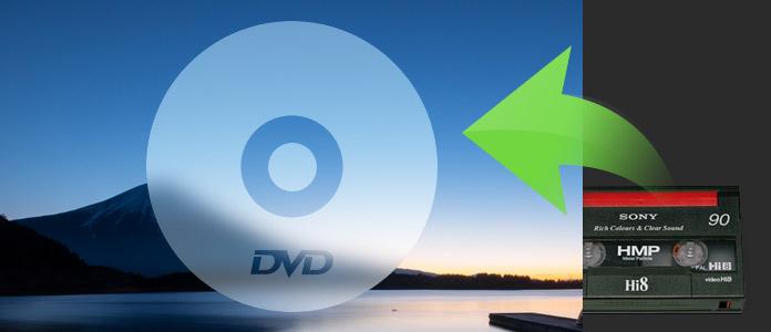 Hi8 σε DVD