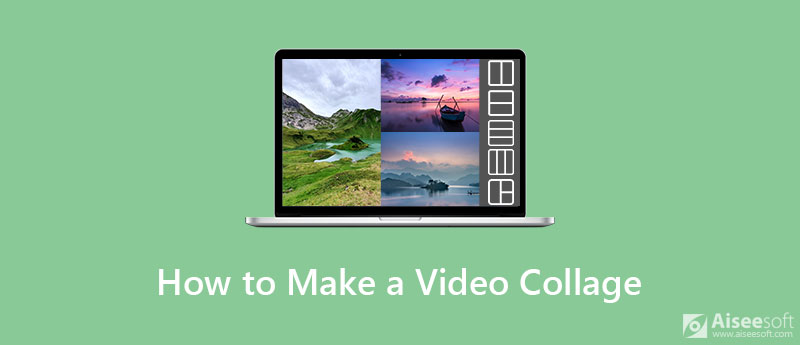Πώς να φτιάξετε ένα κολάζ βίντεο