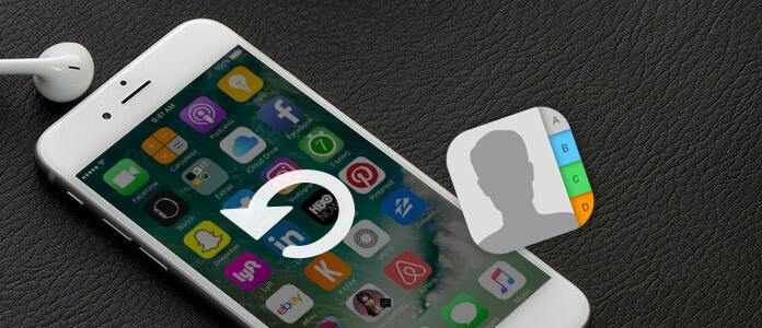 Come recuperare i contatti cancellati iPhone
