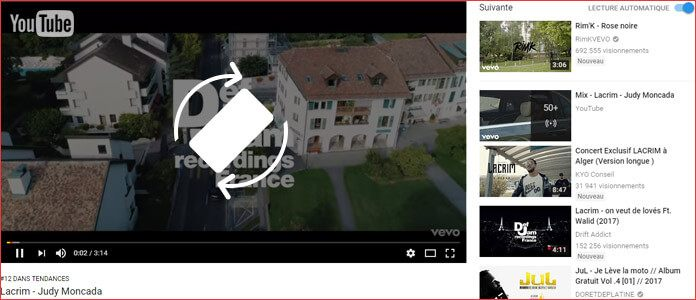 Come ruotare un video su YouTube