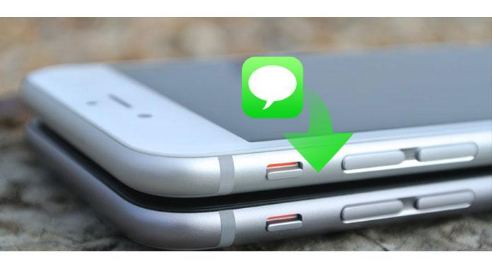 Jak přenést zprávy z iPhone do iPhone
