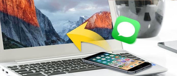 Come trasferire messaggi da iPhone a Mac