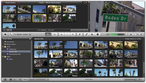 Download gratuito di iMovie