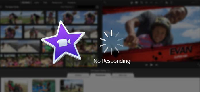 Το iMovie δεν αποκρίνεται