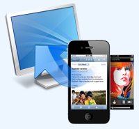 backup various iPhone 4 files to PC
