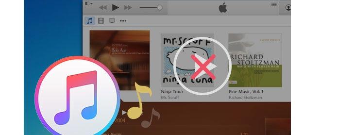 iTunes NIE odtwarza muzyki