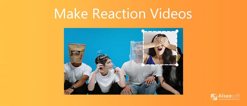 Crea video di reazione