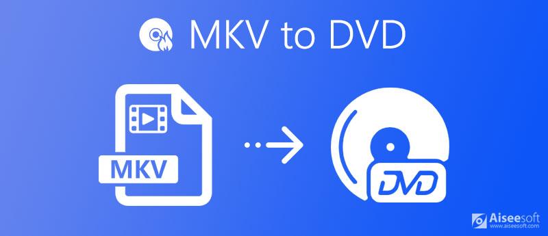 MKV na DVD