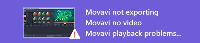 Problémy s převaděčem videa Movavi