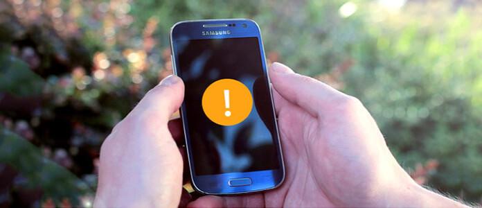 Il mio telefono non si accende