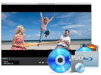 Play Blu-ray disc on Mac