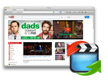 Convert YouTube and local videos on Mac