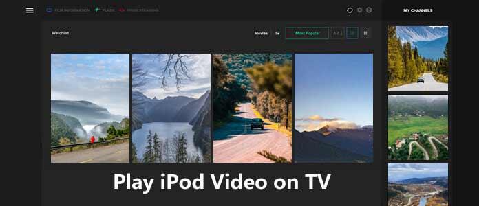 Odtwarzaj iPod Video na telewizorze