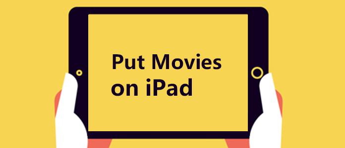 Βάλτε ταινίες στο iPad
