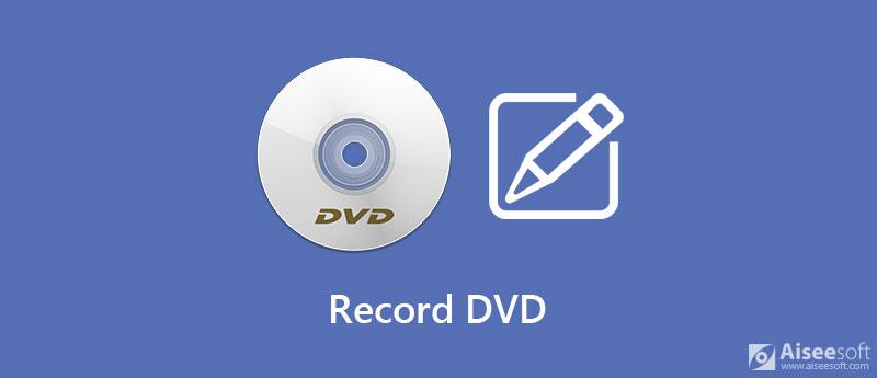 DVD opnemen
