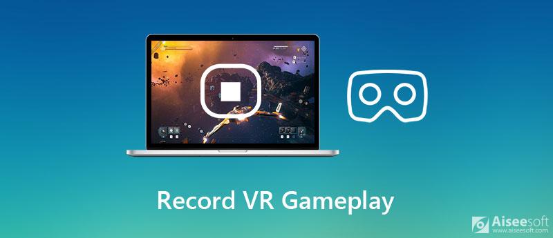 Εγγραφή παιχνιδιού VR