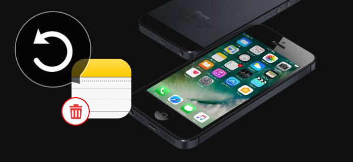 Πώς να ανακτήσετε τις διαγραμμένες σημειώσεις στο iPhone 5