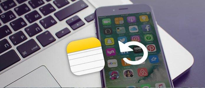 Come recuperare le note cancellate su iPhone